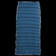 Yanni Midi Skirt Women Thunder/Black/Scratch Stripe