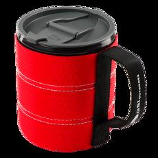 Infinity Backpacker Mug Red