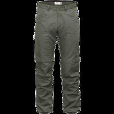 High Coast Zip-Off Trousers Men Mountain Grey