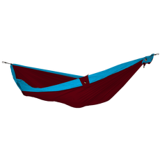 Double Moon Hammock(+Express Bag) burgundy/sky blue