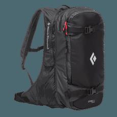 JetForce Pro Split Booster 25L Black
