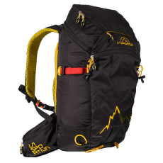 Moonlite Backpack Black/Yellow 999100