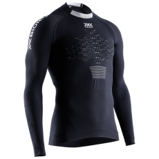 The Trick 4.0 Run Shirt LG Men Opal black/artic white