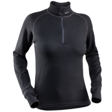Expedition Zip Neck Woman 950 BLACK
