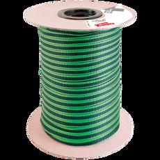 Smyčka plochá R.E. zelená 500