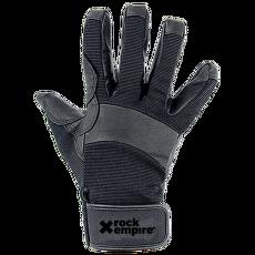 Worker Gloves Black černá 008