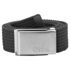 Merano Canvasbelt Dark Grey 030
