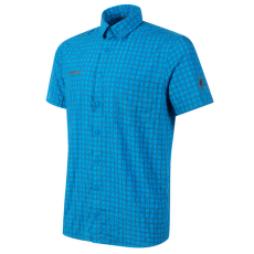 Lenni Shirt Men gentian-titanium 50371