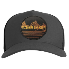 Icebreaker Graphic Hat Unisex Monsoon/Black