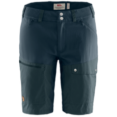 Abisko Midsummer Shorts Women Dark Navy