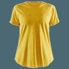 Deft 2.0 SS Tee Women 511200 žlutá