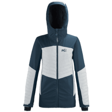 Engadin Jacket Women ORION BLUE/MOON WHITE