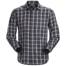 Bernal LS Shirt Men Scoria