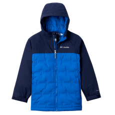 GRAND TREK™  Down Jacket Bright Indigo, Collegiate Navy 432