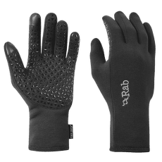 Power Stretch Contact Grip Glove Black