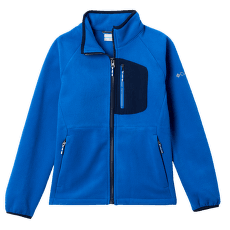 Fast Trek™ III Fleece Full Zip Kids Bright Indigo, Collegiate Navy 432