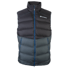 Ladak Vest Men black/dark grey