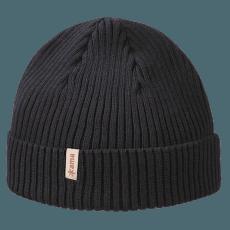 Pletená Merino čepice A148 black 110