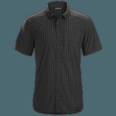 Riel Shirt SS Men Black/Tatsu