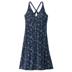Amber Dawn Dress Women Quito Multi: Tidepool Blue