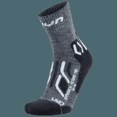 Trekking Approach Merino Mid Socks Men Anthracite/Black