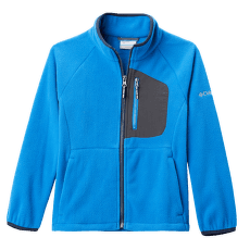 Fast Trek™ III Fleece Full Zip Kids Bright Indigo, 433