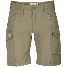 Nikka Shorts Curved Women Light Olive