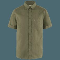 Övik Travel Shirt SS Men Green
