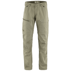 Abisko Midsummer Zip Off Trousers Men Savanna-Light Olive