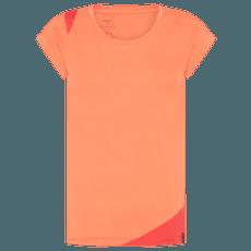 Chimney T-Shirt Women Flamingo/Hibiscus