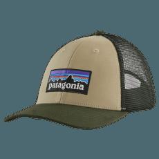 P-6 Logo LoPro Trucker Hat El Cap Khaki