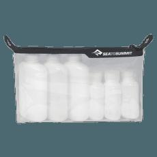 TPU Clear Ziptop Pouch