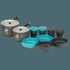 Alpha 2 Pot Cook Set 4.2.