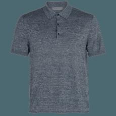 Flaxen SS Polo Sweater Men SERENE BLUE
