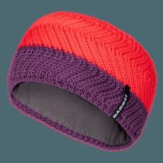 La Liste Headband grape-sunset
