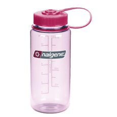 Wide Mouth 500 ml (2178-2216) Clear Pink 2178-2216
