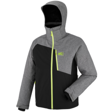 Cypress Mountain II Jacket Men NOIR/HEATHER GREY