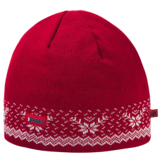 A118 Knitted Beanie red