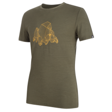 Alnasca T-Shirt Men 4584 iguana