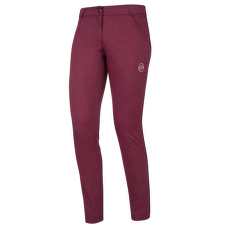Massone Pants Women merlot melange