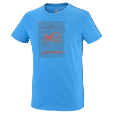Millet Rise Up TS SS ELECTRIC BLUE