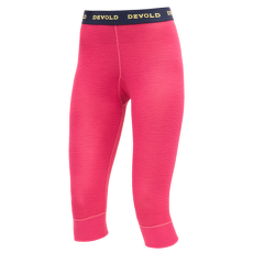 Wool Mesh 3/4 Long Johns Women 175A WATERMELON