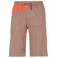 Bleauser Short Men Falcon Brown/Pumpkin