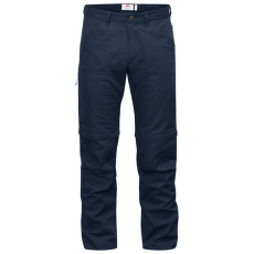 High Coast Zip-Off Trousers Men Navy