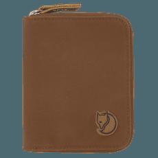 Zip Wallet Chestnut