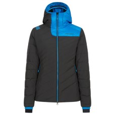 Tempest Down Jacket Women Black/Azure