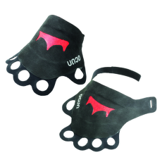 Crack Gloves (03548) Black/Red