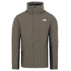 Evolution II Triclimate Jacket Men NEW TAUPE GREEN/TNF BLACK