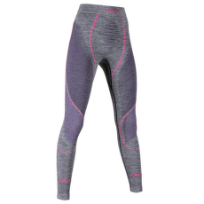 Ambityon UW Pant Long Melange Women Black Melange/Purple/Raspberry