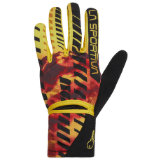 Trail Gloves Men Yellow/Black